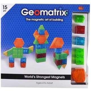 GEOMATRIX(ジェオマトリックス) 15ピースBOX
