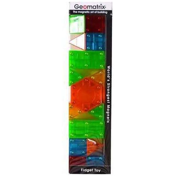 GEOMATRIX(ジェオマトリックス) 15ピース クリアーBOX
