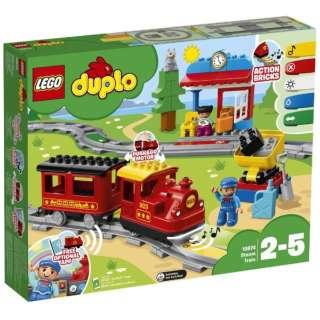 LEGO(レゴ) 10874 デュプロ キミが車掌さん!おしてGO機関車デラックス