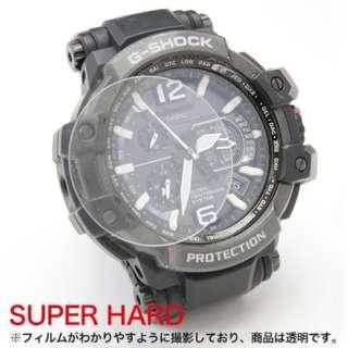 38mm時計超ハードグラスフィルム GLD8361