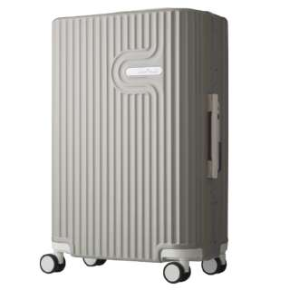 スーツケース 56L Lyra(リラ) グレー 5105-60-GY [TSAロック搭載]