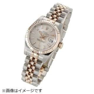 meet 40eb6 0fe29 ビックカメラ.com - レディース腕時計 デイトジャスト 26 179171 シルバー 【並行輸入品】