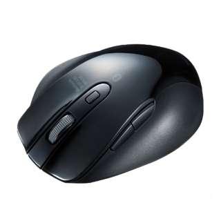 MA-BTBL120BK マウス ブラック [BlueLED /5ボタン /USB /無線(ワイヤレス)]