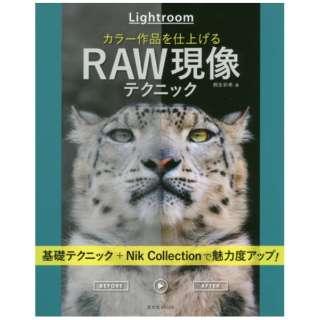【ムック本】Lightroom カラー作品を仕上げるRAW現像テクニック