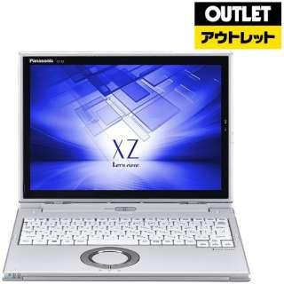 【アウトレット品】 CFXZ6BFYQR ノートパソコン Let's note(レッツノート)XZシリーズ [12.0型 /intel Core i5 /SSD:256GB /メモリ:8GB /2017年6月モデル] 【生産完了品】