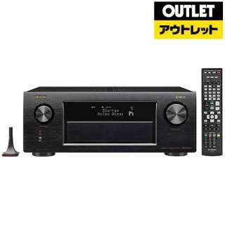 【アウトレット品】 AVR-X4400H AVアンプ ブラック [ハイレゾ対応 /Bluetooth対応 /Wi-Fi対応 /ワイドFM対応 /9.2ch /DolbyAtmos対応] 【再調整品】
