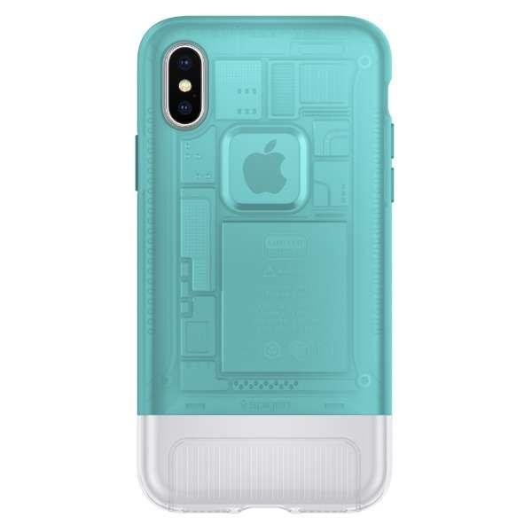 iPhone X Classic C1 Bondi Blue 057CS23194