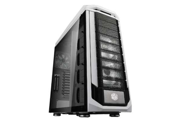 PCケースのおすすめ18選 COOLER MASTER「Stryker SE」SGC-5000W-KWN2