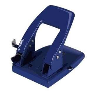 [穴あけパンチ]2穴パンチ SD SD-85-B ブルー
