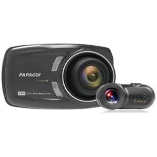 ドライブレコーダー GSS36GS132G [一体型 /Full HD(200万画素) /前後カメラ対応]