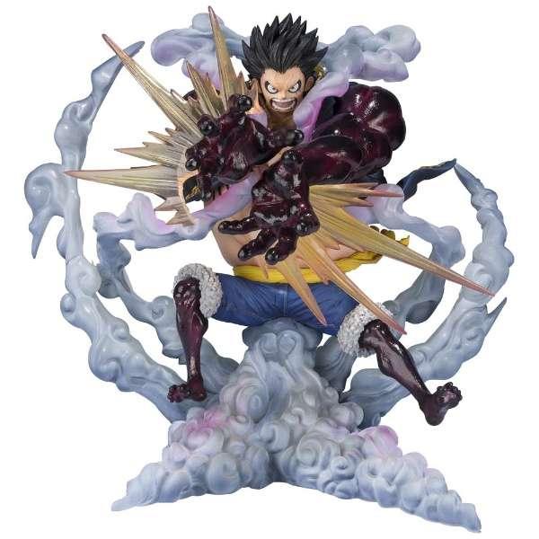 フィギュアーツZERO ワンピース モンキー・D・ルフィ -ギア4-獅子・バズーカ-