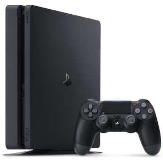 PlayStation 4 (プレイステーション4) ジェット・ブラック 500GB CUH-2200AB01 [ゲーム機本体]