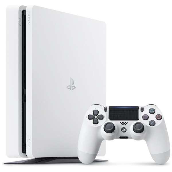 PlayStation 4 (プレイステーション4) グレイシャー・ホワイト 500GB CUH-2200AB02 [ゲーム機本体]