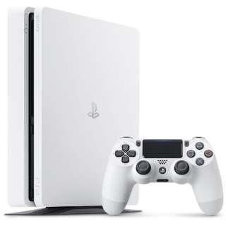 PlayStation 4 (プレイステーション4) グレイシャー・ホワイト 1TB CUH-2200BB02 [ゲーム機本体]