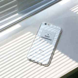 iPhone 6s/6用  ハードケース アンドワン Be Charming BP-A0661