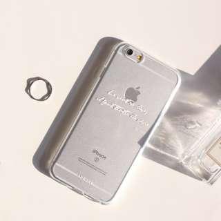 iPhone 6s/6用  ハードケース アンドワン Paul Valery Clear BP-A0737