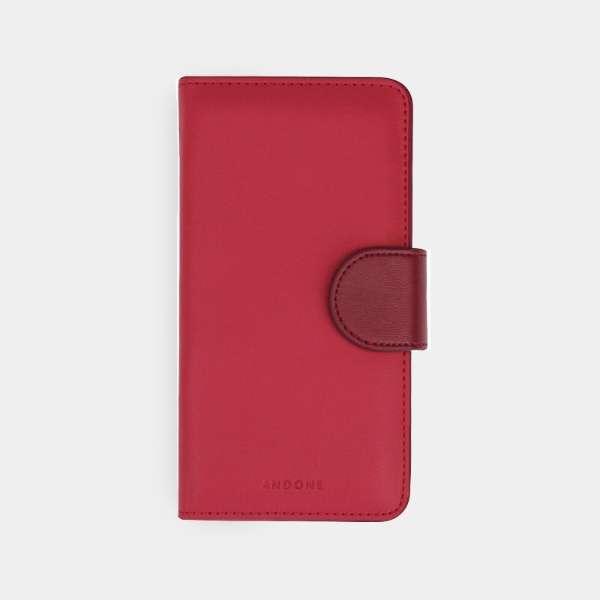 iPhone 7用 手帳型ケース Cherie BP-C0768 Wine