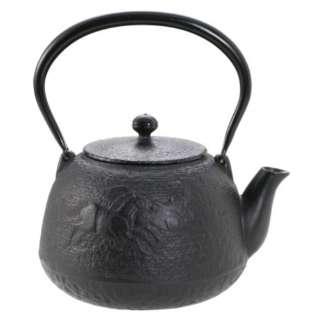 南部鉄器 宝珠馬(黒)1.5L