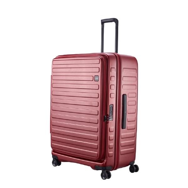 スーツケース 120L(130L) CUBO バーガンディ N-Cubo-LL [TSAロック搭載]