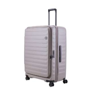 スーツケース 120L(130L) CUBO グレー N-Cubo-LL [TSAロック搭載]