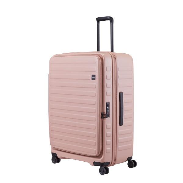 スーツケース 120L(130L) CUBO ローズ N-Cubo-LL [TSAロック搭載]