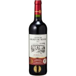 シャトー・ギレーム・ド・メストレ 2015 750ml【赤ワイン】