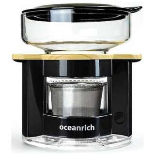UQ-CR8200BL oceanrich自動ドリップ・コーヒーメーカー ブラック