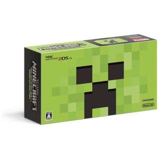 MINECRAFT Newニンテンドー2DS LL CREEPER EDITION [ゲーム機本体]