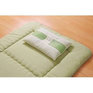 森の眠りひばパイプ枕(35×50cm)【日本製】