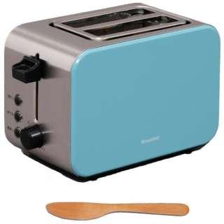 ポップアップトースター 「HashTAG(ハッシュタグ) Pop-up toaster」(4~8枚切・2枚) HT-PT11-AG アッシュグリーン
