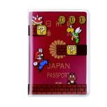 パスポートカバー スーパーマリオ(ステージ) NSL-0034