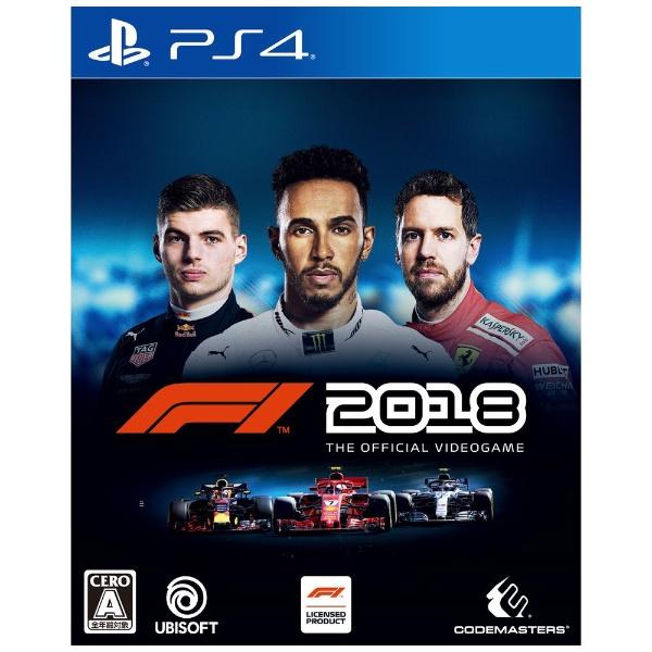 F1 2018 [PS4]
