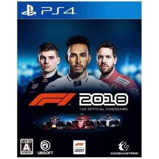 F1 2018 【PS4】