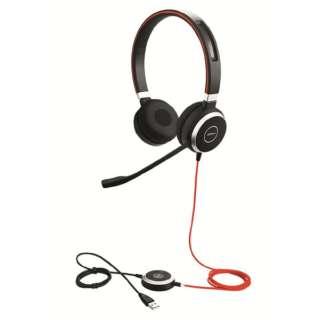 ヘッドセット Jabra Evolve 40 SME 100-55910000-99
