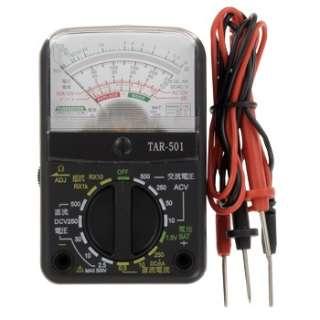 小型アナログテスター TAR-501