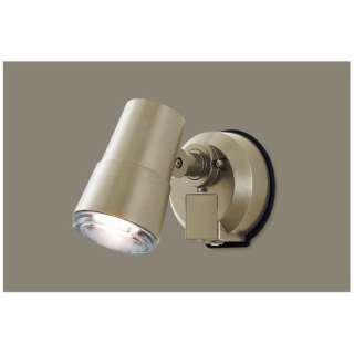 壁直付型 LED(電球色)スポットライト・勝手口灯[照射面中心60形電球1灯相当 防雨型・FreePa・フラッシュ・ON/OFF型(連続点灯可能)・明るさセンサ付 白熱電球50形1灯器具相当] LGWC45001YK