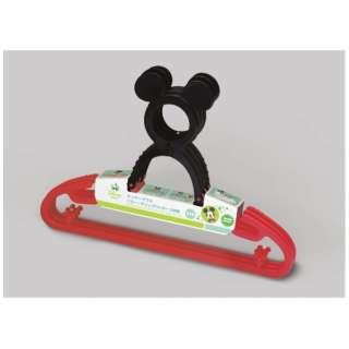 ミッキーマウス ベビー クリップハンガー 3本組
