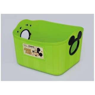 ミッキーマウス ミニやわらかバケツ SQ5 グリーン グリーン