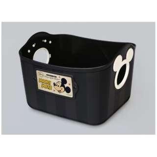 ミッキーマウス ミニやわらかバケツ SQ5 ブラック ブラック