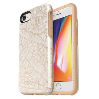 シンメトリーシリーズ for iPhone8/7 77-56675 Throwing Shade