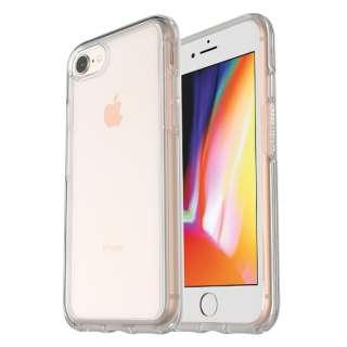 シンメトリーシリーズ for iPhone8/7 Clear 77-56719 Clear 77-56719 Clear