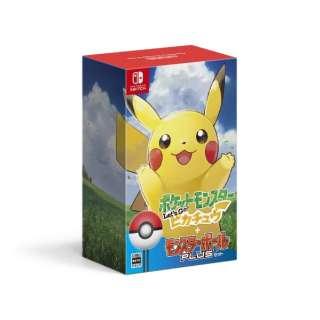 ポケットモンスター Let's Go! ピカチュウ モンスターボール Plusセット 【Switch】
