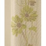 ドレープカーテンアイビー(100×200cm/グリーン)
