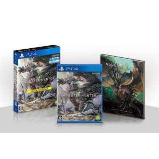 モンスターハンター:ワールド 攻略ハンドブック同梱版 【PS4】