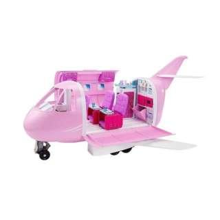 バービー ピンクパスポート バービーのピンクジェット機