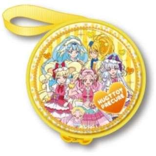 HUGっとプリキュア 缶ポーチ 3 イエロー