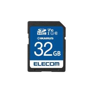 SDHCカード MF-FSU11IKAシリーズ MF-FS032GU11IKA [32GB /Class10]
