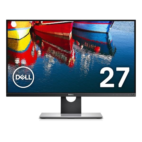 PremierColor搭載液晶モニタ デジタルハイエンドシリーズ ブラック UP2716D-R [27型 /ワイド /WQHD(2560×1440)]