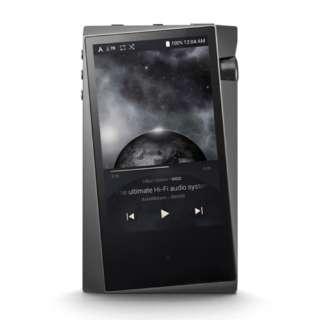 デジタルオーディオプレーヤー A&norma Dark Gray(ダークグレー) AK-SR15-DG [64GB /ハイレゾ対応]