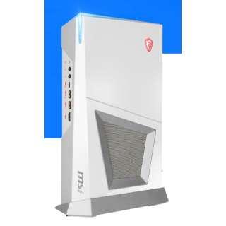8RC-076JP ゲーミングデスクトップパソコン Trident3 Arctic ホワイト [モニター無し /HDD:1TB /SSD:128GB /メモリ:8GB /2018年7月]
